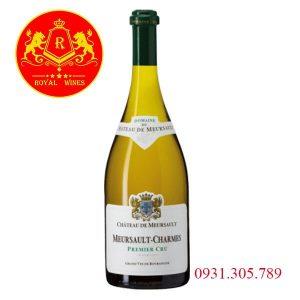 Rượu Vang Meursault Charmes Premier Cru 2013