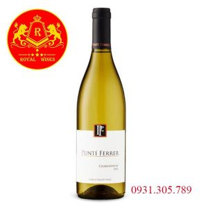 Rượu Vang Punti Ferrer Chardonnay