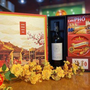 Hộp Quà Tết Canh Tý 2020 Rw02a