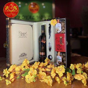 Hộp Quà Tết Canh Tý 2020 Rw06