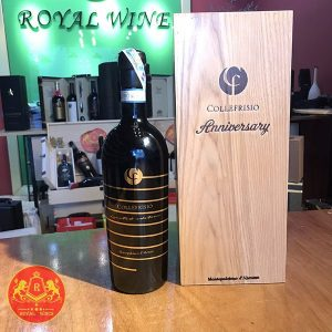 Rượu Vang Cf Collefrisio Limited Edition Ten Vintages 1