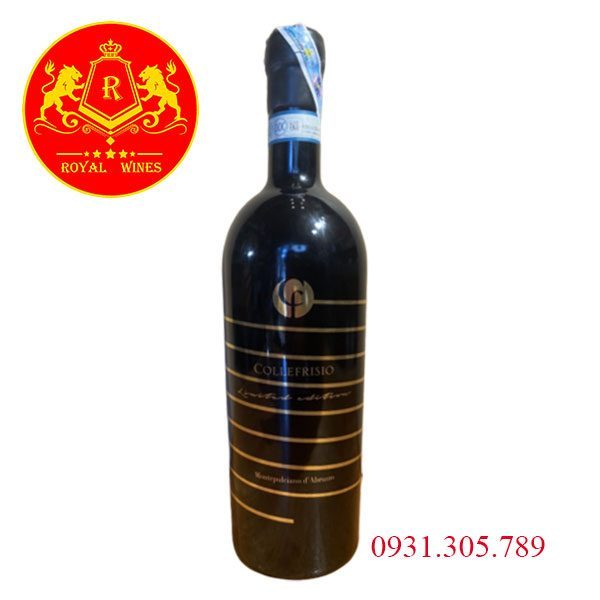 Rượu Vang Cf Collefrisio Limited Edition Ten Vintages