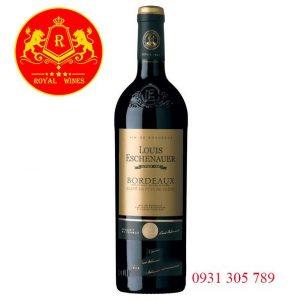 Rượu vang Bordeaux Louis Eschenauer Eleve