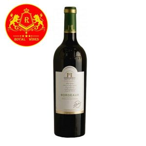 Rượu Vang Bordeaux Raymond Huet Semillon Sauvignon