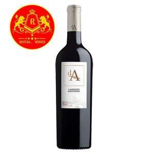 Rượu Vang Da Cabernet Sauvignon