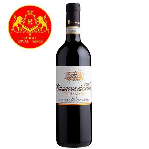 Rượu Vang Casanova Di Neri Tenuta Nuova