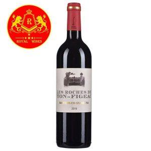 Rượu Vang Les Rocches De Yon Figeac