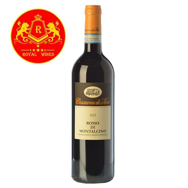 Rượu Vang Rosso Di Montalcino Casanova Di Neri