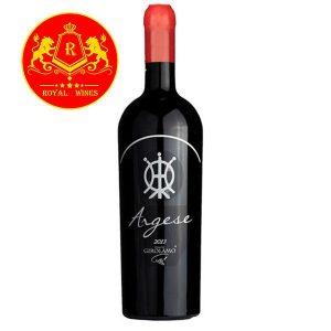 Rượu Vang Argese Rosso Girolamo