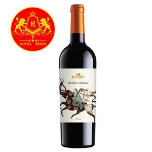 Rượu Vang Borgodel Primitivo Di Manduria