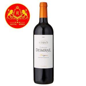Rượu Vang Chateau Desmirail Margaux