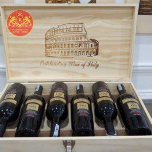 Rượu Vang Corterosso Supremo 1953 2