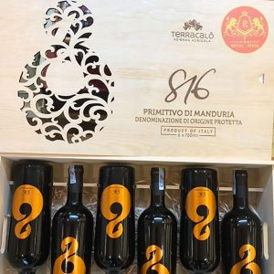 Rượu Vang 816 Primitivo Di Manduria 1