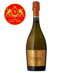 Rượu Vang Nổ Danzante Prosecco Extra Dry