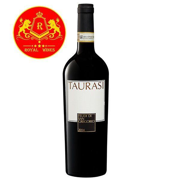 Rượu Vang Taurasi Feudi Di San Gregorio