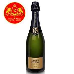 Rượu Champagne Charles Heidsieck Brut Millesime 2006 1