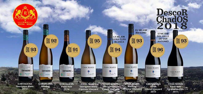 Rượu Vang Casa Marin