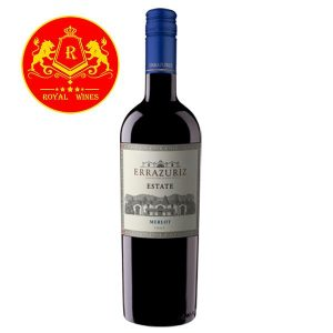Rượu Vang Errazuriz Estate Merlot