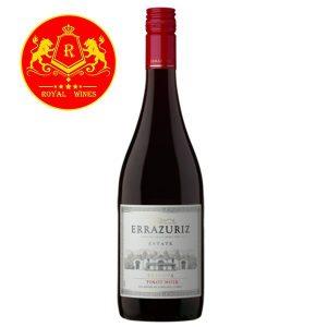 Rượu Vang Errazuriz Estate Pinot Noir