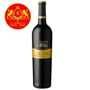 Rượu Vang J Lohr Hilltop Cabernet Sauvignon