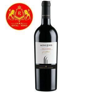Rượu Vang Mons Jovis Colli Di Rimini