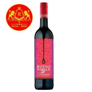 Rượu Vang Rosso Nobile Alla Nocciola