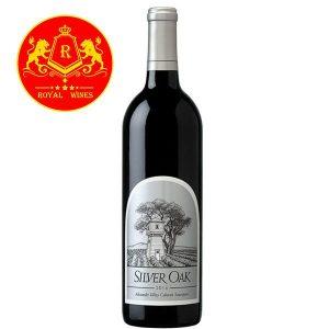 Rượu Vang Silver Oak Alexander Valley Cabernet Sauvignon