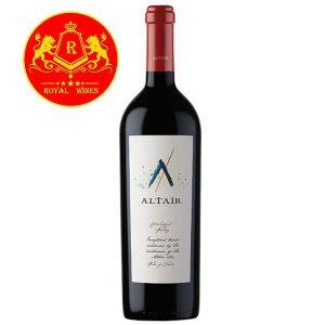 Rượu Vang Altair Cachapoal Valley