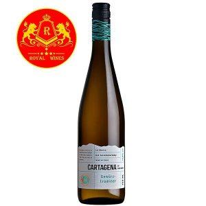 Rượu Vang Cartagena Gewurztraminer