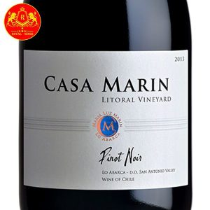 Rượu Vang Casa Marin Pinot Noir 1