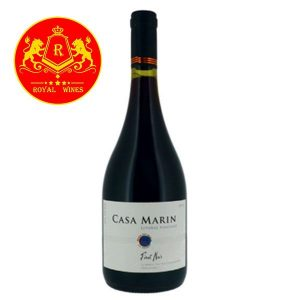 Rượu Vang Casa Marin Pinot Noir