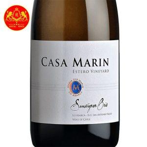 Rượu Vang Casa Marin Sauvignon Gris Estero 1