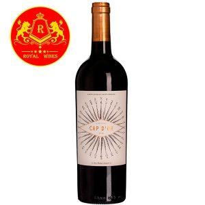 Rượu Vang Chateau Cap Dor