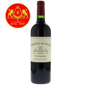 Rượu Vang Chateau De Sales Pomerol