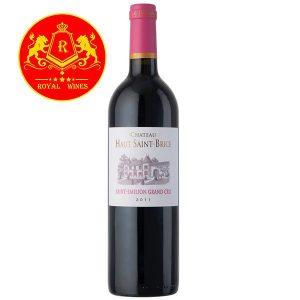 Rượu Vang Chateau Haut Saint Brice