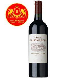 Rượu Vang Chateau La Dominique
