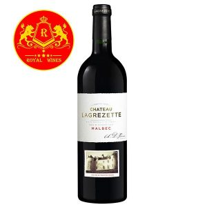 Rượu Vang Chateau Lagrezette Malbec