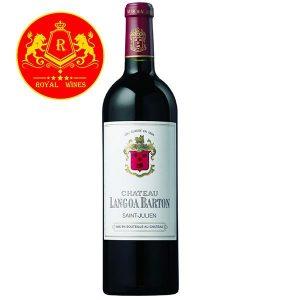 Rượu Vang Chateau Langoa Barton Saint Julien