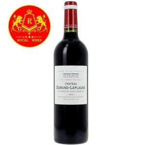 Rượu Vang Chateau Laplagne Puisseguin