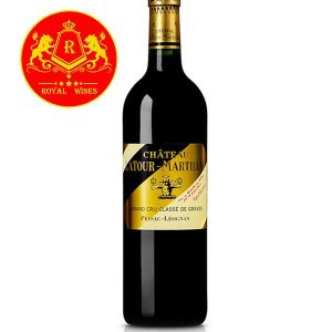 Rượu Vang Chateau Latour Martillac