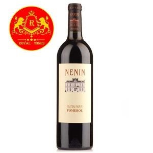 Rượu Vang Chateau Nenin Pomerol