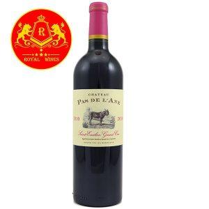 Rượu Vang Chateau Pas De Lane