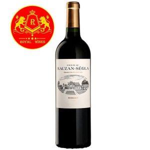 Rượu Vang Chateau Rauzan Segla