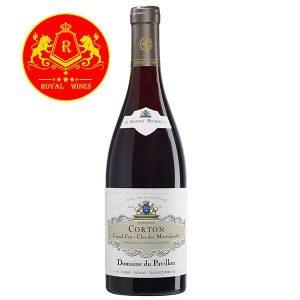 Rượu Vang Corton Grand Cru Domaine Du Pavillon