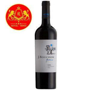 Rượu Vang J Bouchon Reserva Malbec