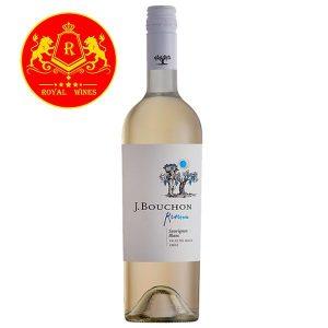 Rượu Vang J Bouchon Reserva Sauvignon Blanc