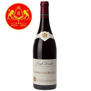Rượu Vang Joseph Drouhin Chorey Les Beaune
