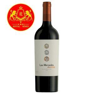 Rượu Vang Las Mercedes Ensamblaje