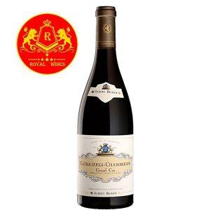 Rượu Vang Latricieres Chambertin Grand Cru