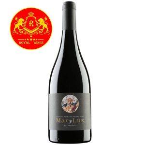 Rượu Vang Mar Y Luz Pinot Noir